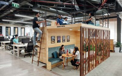 Top tips when planning your Office Renovation